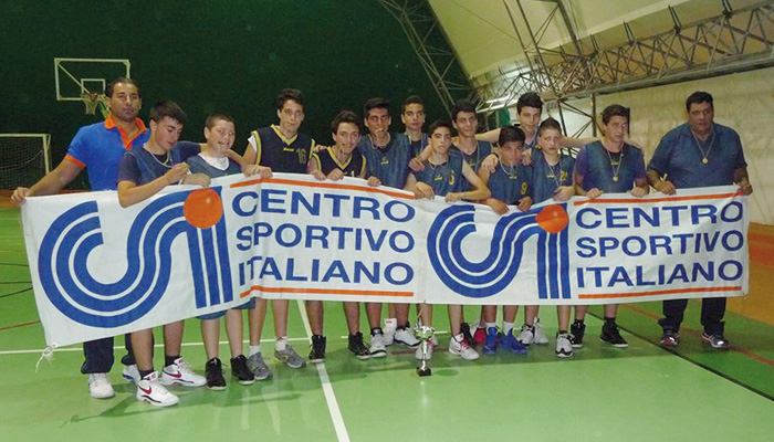 Basket la squadra