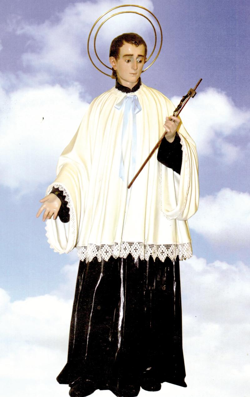 statua di San Luigi