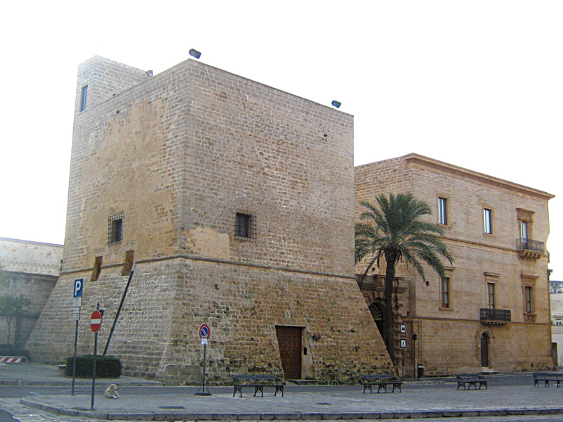 Palazzo Marchesale e sede Pro Loco Galatone