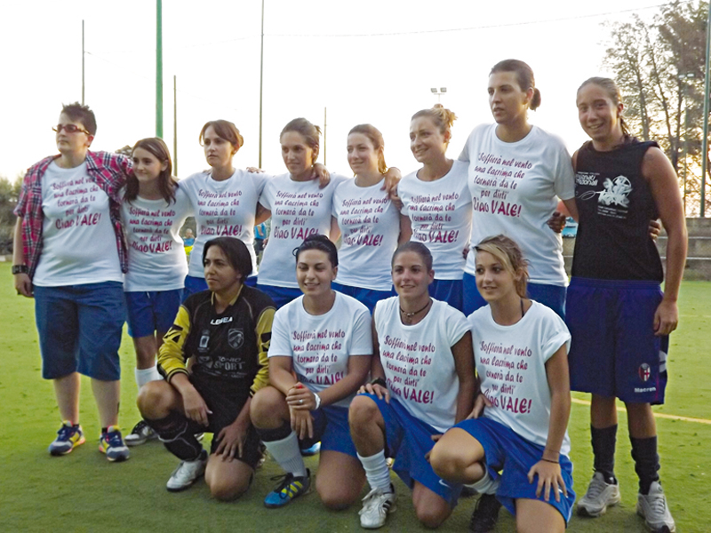 Vales Team la squadra delle amiche di Valeria Specolizzi