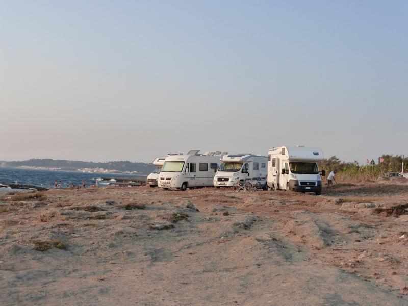 camper litoranea nord