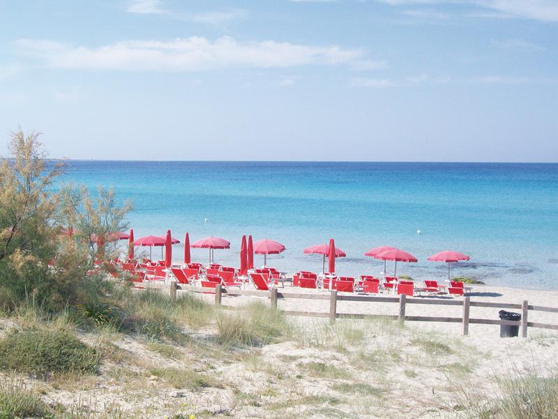 mare spiagge gallipoli