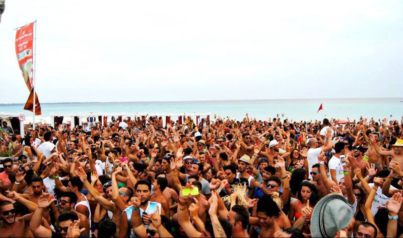 spiagge gallipoli