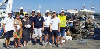 volontari Protezione civile Pinto e assonautica