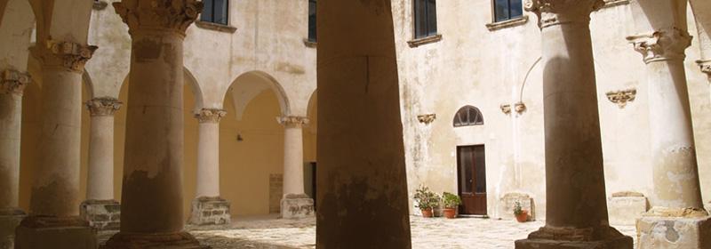il chiostro di San Domenico