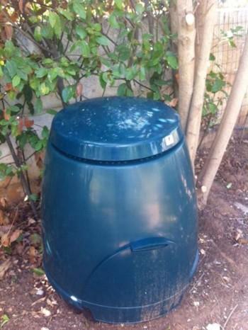 La nuova compostiera
