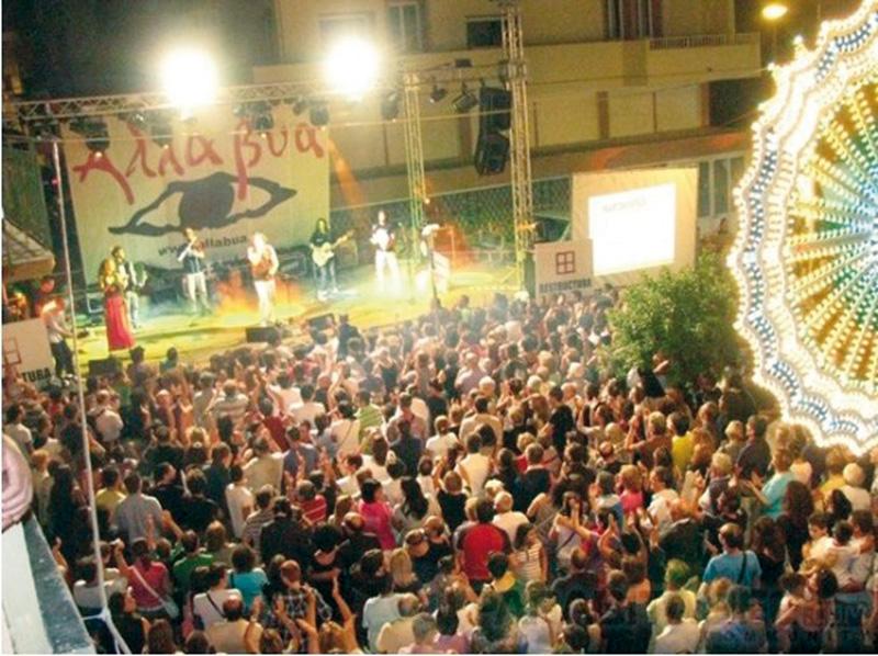 concerto alla bua sant'anna 2010