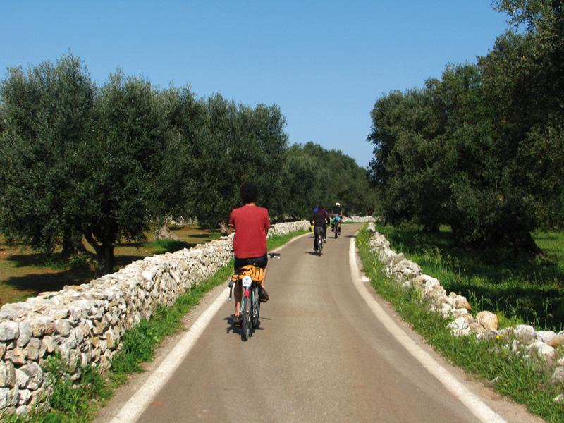 le campagne intorno a Lecce foto di Carlo Cascione - salento bici tour - CASARANO