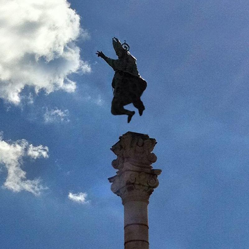 foto inviata da Francesco a Lecce2019