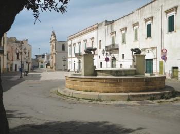 la sede del Gal in via Zara a Racale