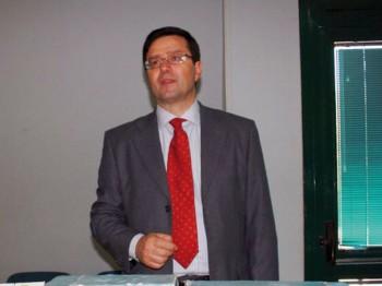 Il preside Bruno Contini