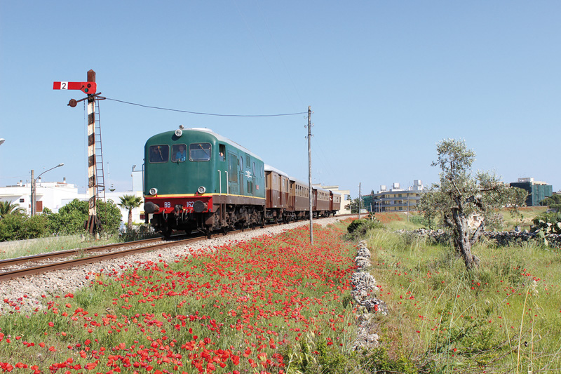Salento Express a Tricase