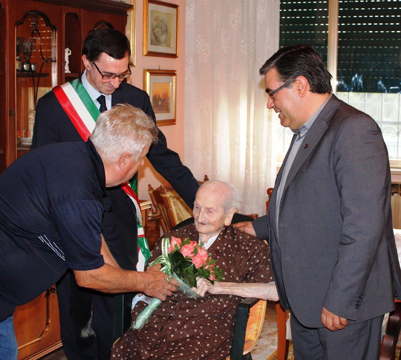 centenaria Alezio