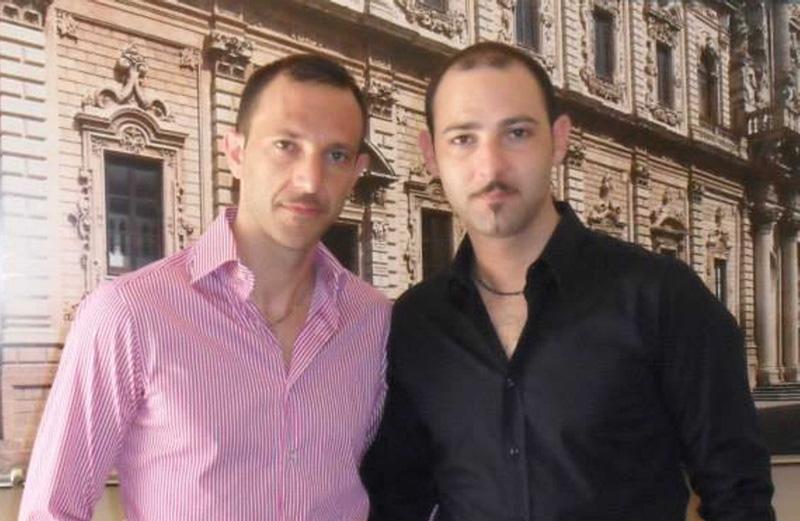 Andrea e Marco Catino