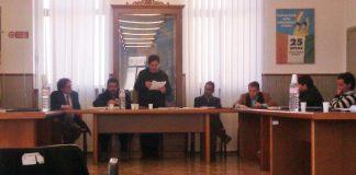 Consiglio comunale melissano