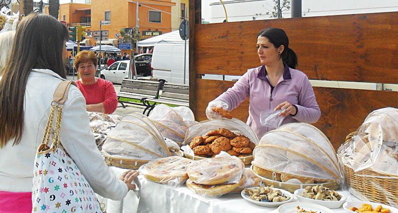 """Una bancarella per """"Gusto in fiera"""", la rassegna del settore agroalimentare che ritorna in piazza della Repubblica"""