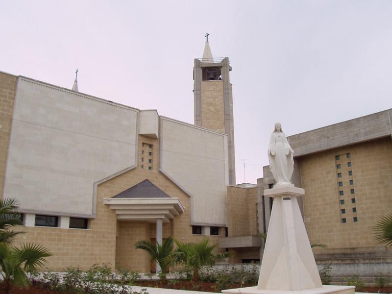 parrocchia cuore immacolato di maria 3  Casarano