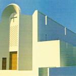 Chiesa San Antonio - progetto - Parabita