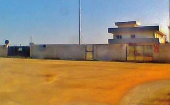 L'impianto in località Burgesi
