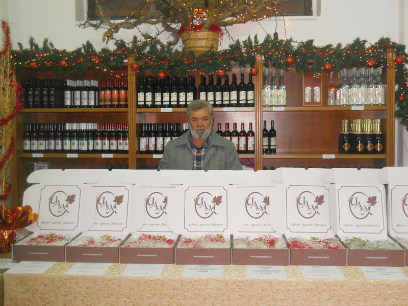 Il nuovo presidente dell'Unione Agricola Rocco Milone