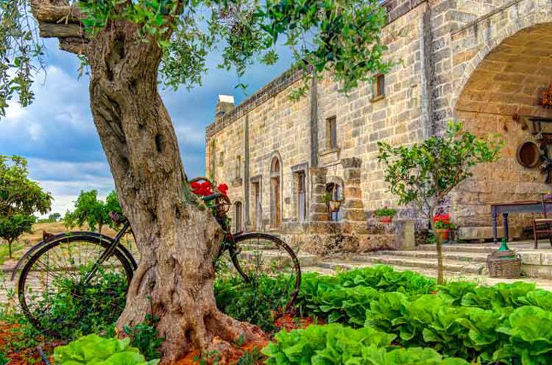 masseria fortificata pugliese - foto di Michele Galli