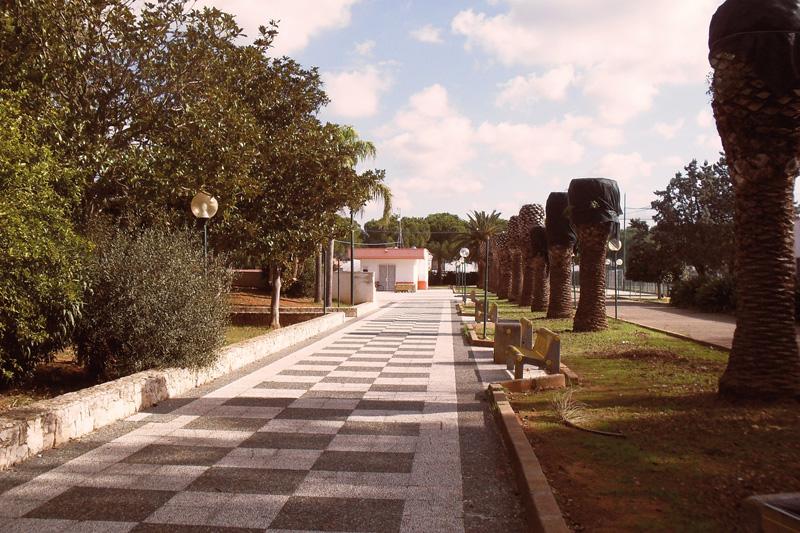 parco Ricchiello a Taviano