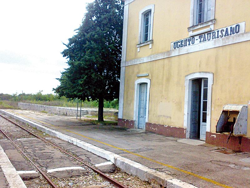 Stazione Ugento 2