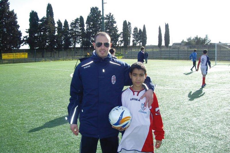 Alessandro De Noto e Yassine Mounchid
