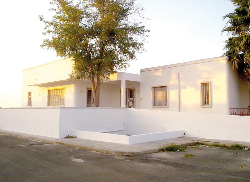 asilo nido ugento e centro dialisi via Corfu