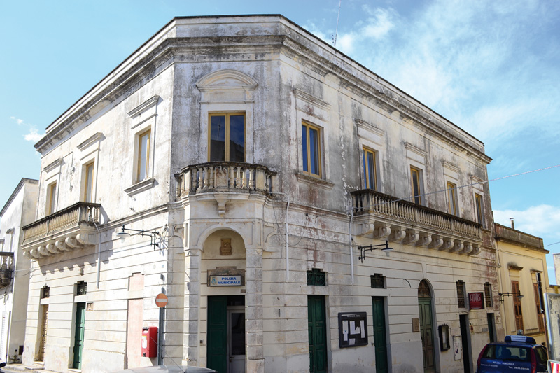 ex municipio  1 ALEZIO