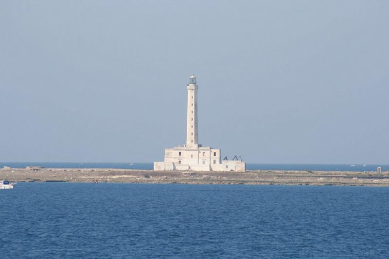 isola sant andrea faro (foto di Carlo Pelagalli)