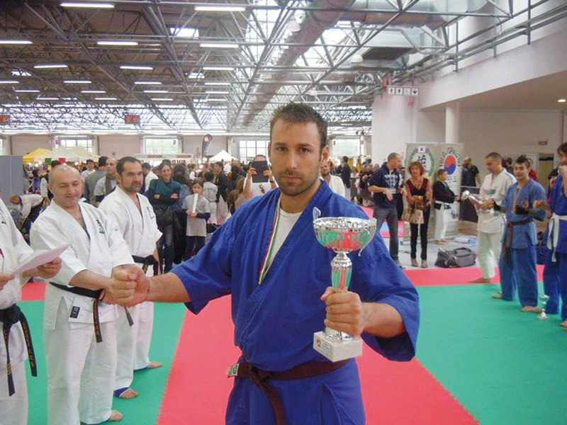 ludovico fonsa campione italiano kudo 2013