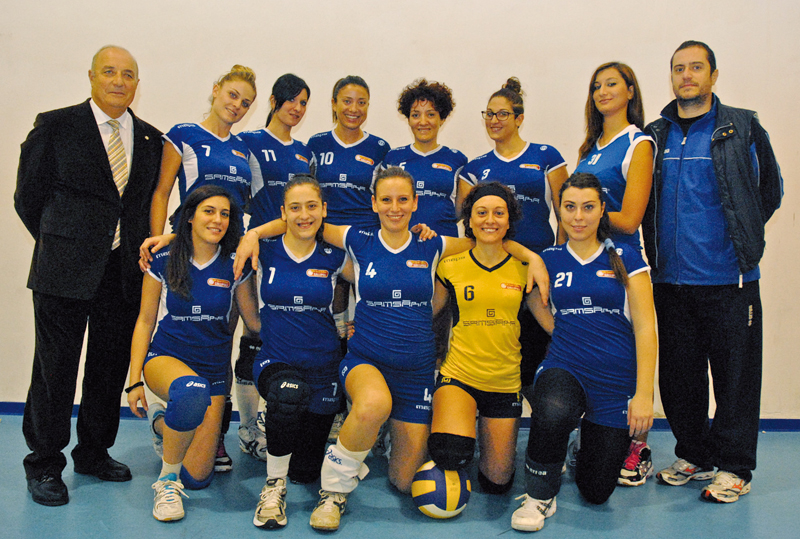 La volley Gallipoli under 16