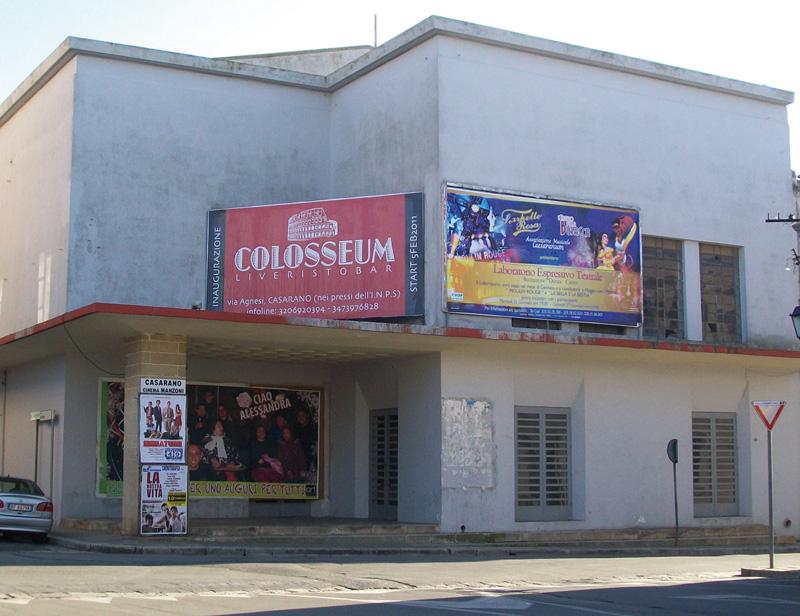 Cinema Araldo   Casarano