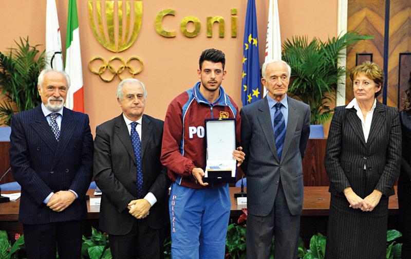 daniele greco premio federazione 2013 - galatone