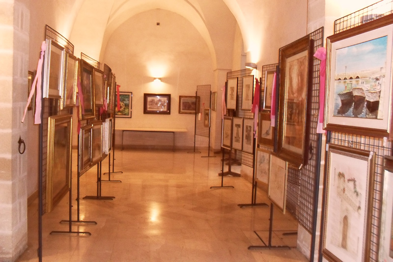 mostra al Palazzo Marchesale