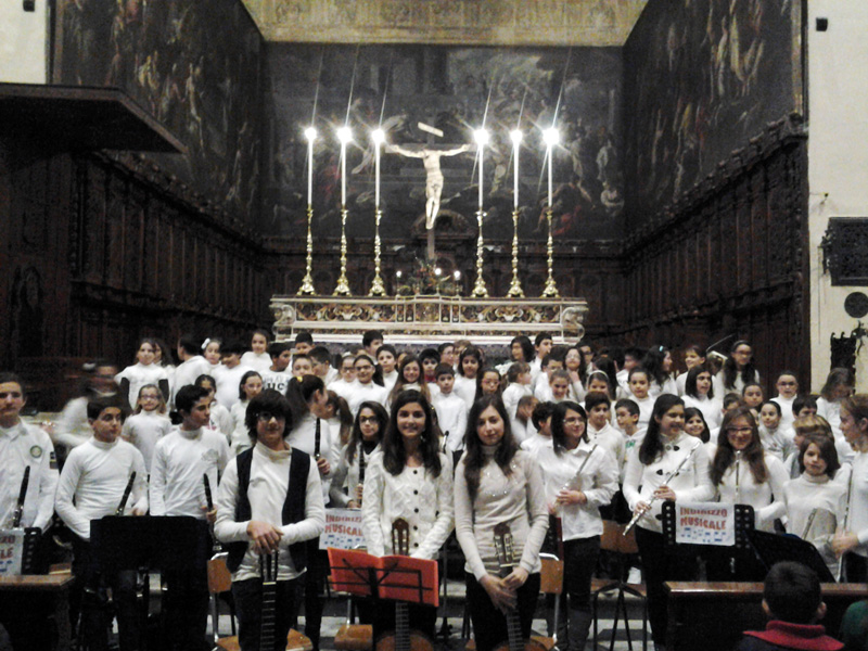 orchestra e coro Polo 1 sant'Agata