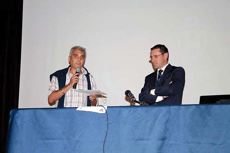 Antonio Ponzo presidente scuola Juve