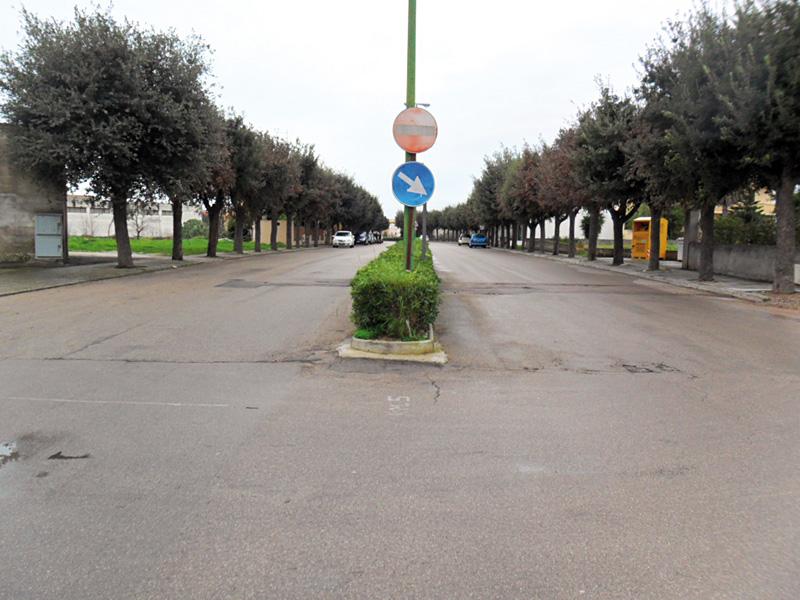 SeclI - Viale San Paolo