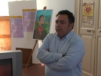 cosimo scarcella coordinatore caritas parrocchiale melissano - foto nclive