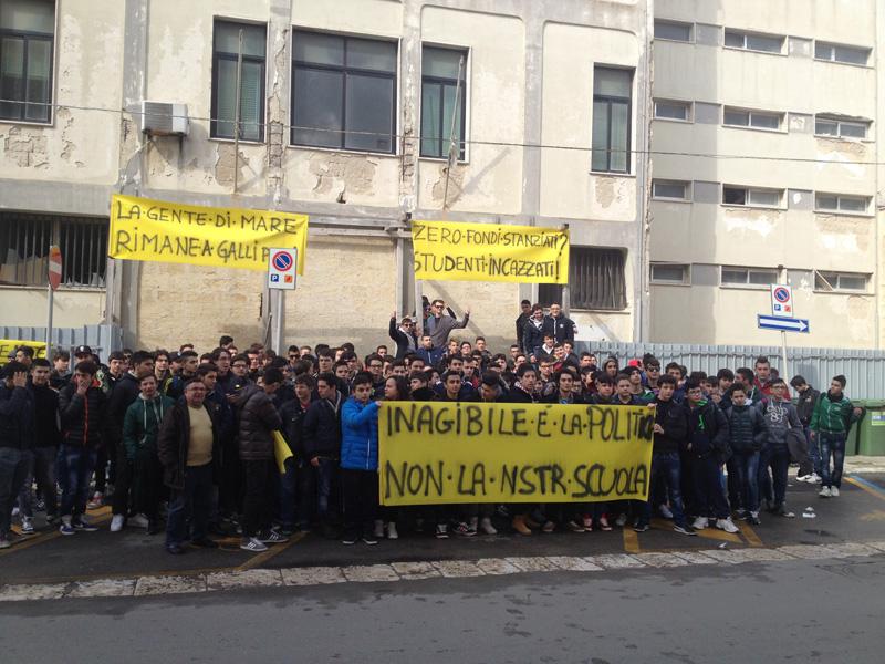 Protesta del 10 marzo 2014