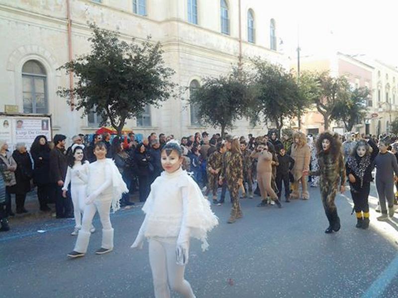 La sfilata di domenica scorsa