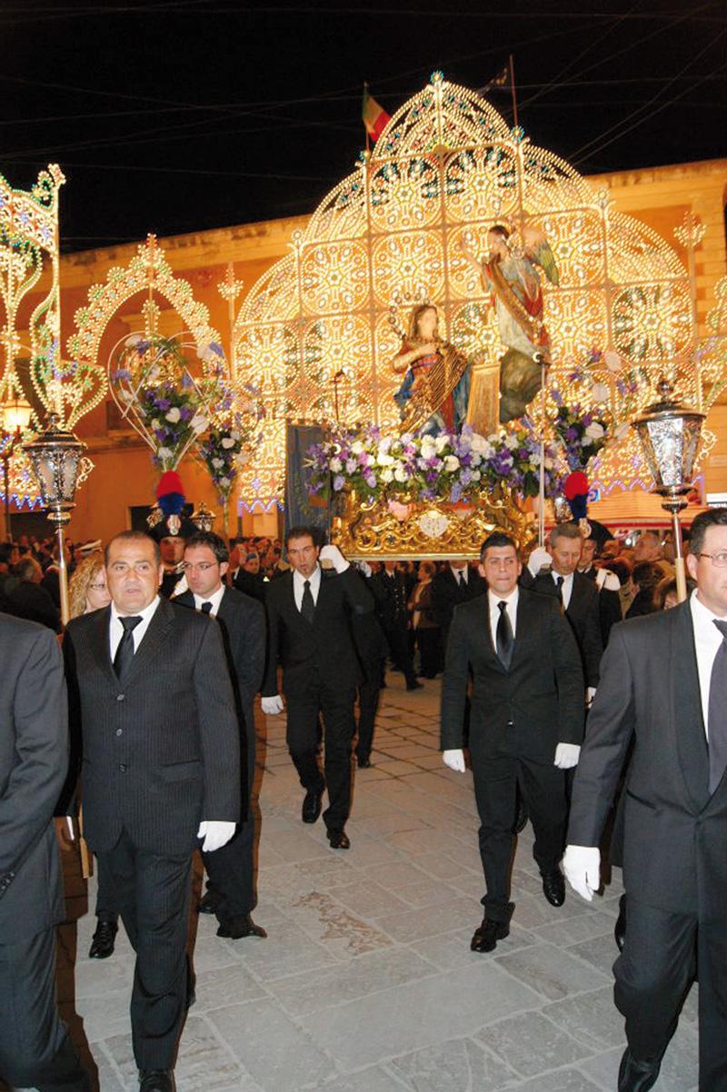Festa patronale - foto Luigi Mighali