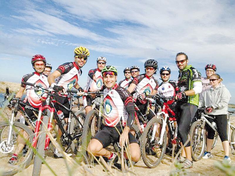 I bikers casaranesi