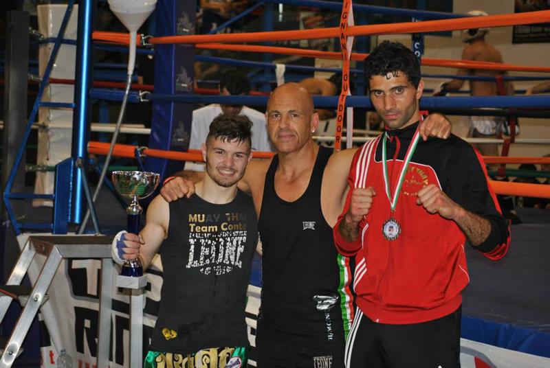 Da sinistra Matteo De Rosa, Sergio Conte  e Gabriel Renni