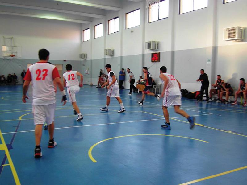 Basket Una fase della partita