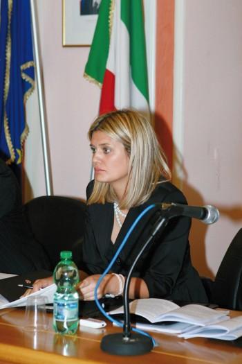 Tatiana Turi fidapa casarano di Acquarica del capo