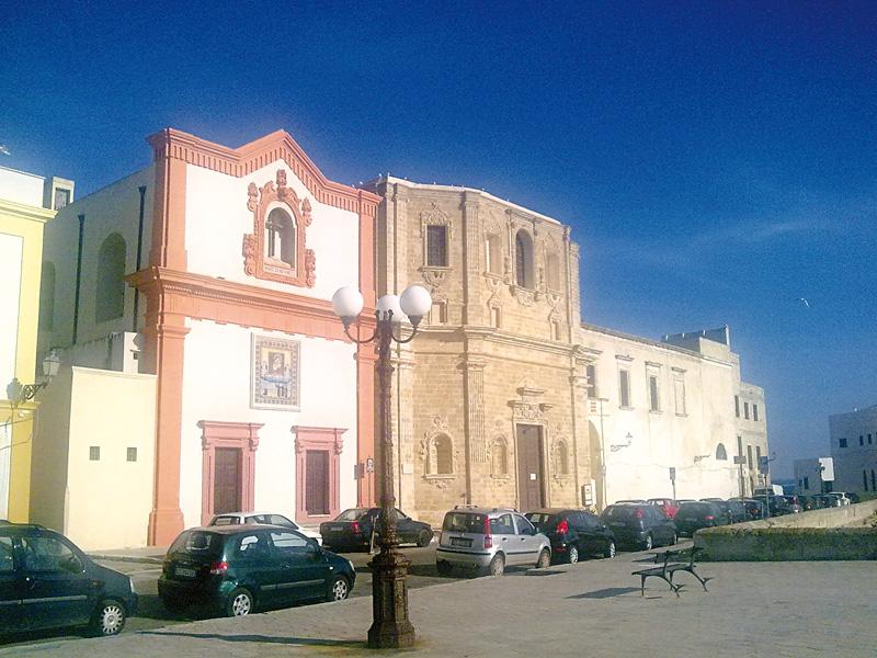 Le chiese del Rosario e del Crocefisso