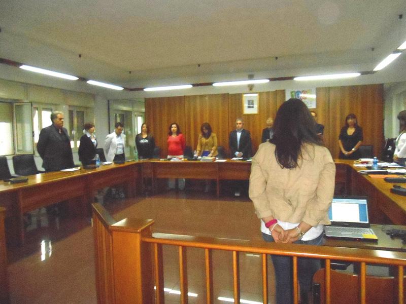 consiglio comunale primo dopo voto 2013 maggioranza sannicola