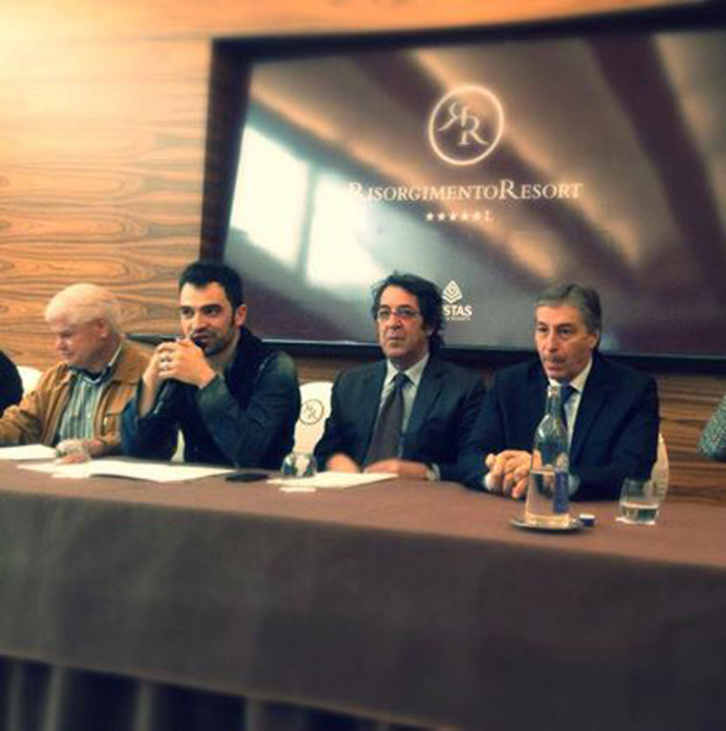 "Conferenza stampa ""LJF 2014"""